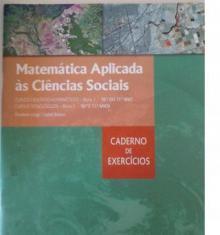 Matemática Aplicada às Ciências Sociais - Elisabete Longo