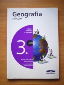 Geografia Espaços - Maria João