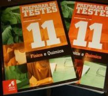 Preparação para testes Física e Química 11º ano