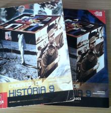Cadernos de História - Joana Cirne