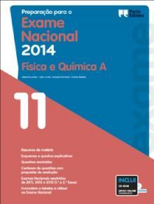 Preparação para o exame nacional 2014 - física e química a - 11º ano - Maria Eli