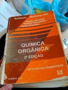Química Organica - Herbert M