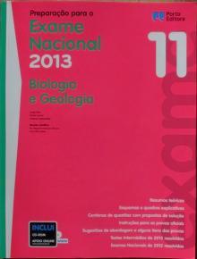 Preparação para o Exame Nacional – BIOLOGIA E GEOLOGIA 11º - Jorge Reis,