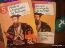 História e Geografia de Portugal - Fátima Co