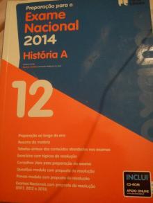 Preparação Exame Nacional 2014 - Historia A - Antonio Ant