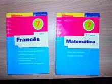 7º Francês/ Matemática - Essenciais