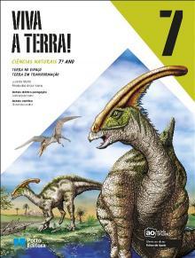VIVA A TERRA 7 + Caderno de Actividades + Fichas de Apoio