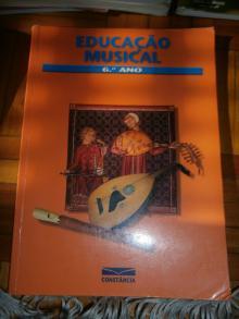 Educação Musical 6º ano - Abilio Figue