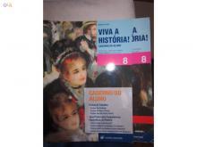 Viva a história! 8ºano Manual + Cad. Activiidades - Cristina Maia...