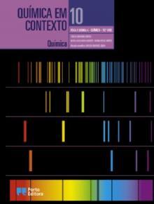 Manual + Caderno de AtiviidadesQuímica em contexto 10ºano + Cad. de Atividades - Teresa Sobrinho Simões