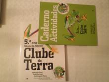 CLUBE DA TERRA 5 - NOVO - Anabela de S