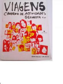 Viagens - Caderno De Atividades - Arinda Rodrigues