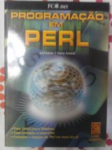Programação em Perl - Livro