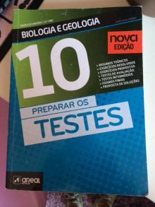 Biologia e Geologia 10º preparar os testes - Lígia Sil