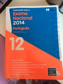 Preparação para o exame nacional de Portugues