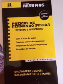 Poemas de Fernando Pessoa - Vários