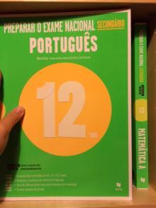 Preparar exame nacional Português - Marina Rocha