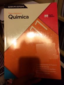 Quimica 11º guia de estudo - varios