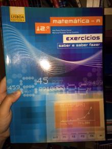 Matematia A 12º exercicios - varios