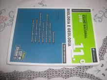 Preparar o Exame Nacional de Biologia e Geologia 11ºAno - Jorge Reis,