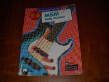 M&M MAIS MUSICA 5/6 ANOS - Maria Helena Cabral, N