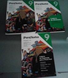 (Para)Textos - Português - 9.º Ano (Manual+Caderno de atividades+Caderno de preparaçao para a prova final) - Ana Miguel de Paiva, Gabr...