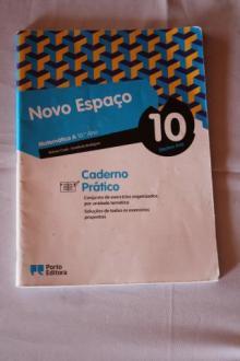 Novo Espaço 10º ano- Caderno de Atividades - Belmiro Cos