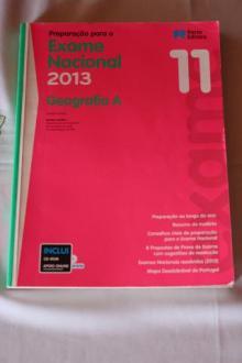 Exame Nacional 2013 Geografia A - Adelaide Qu