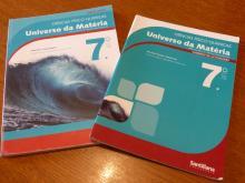 Manual Universo da Matéria CFQ 7ºAno - Isabel Pires