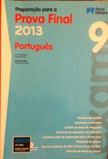 Preparação para a Prova Final Português - Fernanda Reigota
