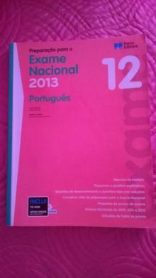 Preparação para o Exame Nacional de Português 12º - Vasco Moreira e Hil�