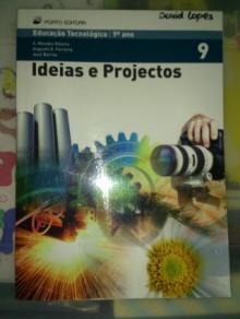 Ideias e Projectos - José Barro