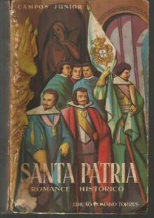 santa pátria (4 vols. Portes grátis)