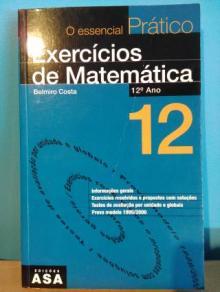 Matemática - Exercícios Resolvidos 12ºano - 1ºvolume - Maria de Almeida Ferr