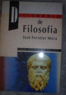 Dicionário de Filosofia - José Ferreira Moura