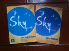 Sky, Inglês 6º ano - Jonathan Byg