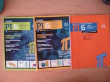 PI 6 - Matemática volume 1,2 + caderno + manual multimedia - Carlos Olive