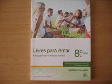 Livres para Amar - Educação Moral (caderno) - Jorge August
