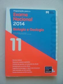 Exame Nacional Biologia e Geologia - 11º Ano - Jorge Reis, Paula Lemos, ...