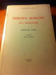 Direito Romano (IUS ROMANUM)