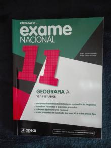Exame Nacional Geografia - Isabel Azevedo Damião, M...