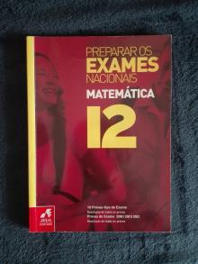 Preparar os Exames Nacionais Matemática - Fernanda Carvalhar