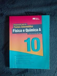 Preparação Teste Intermédio - Física e Química A - Maria Elisa Arieiro, Paul...