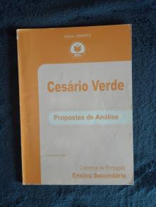 Proposta de Análise - Cesário Verde - Avelino Soares Cabral