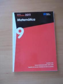 Exames Resolvidos 2011 - MATEMÁTICA - GAVE
