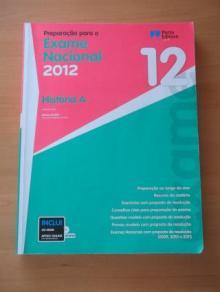 Exame Nacional História A 2012