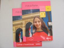 Prêt-à-Parler 9 Francês + caderno de actividades