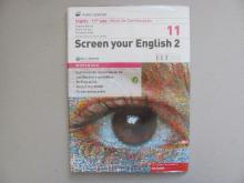 Screen Your English 11 Workbook