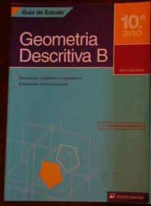 Guia de Estudo Geometria Descritiva B 10º