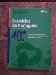 Exercicios de Portugues 10ºano - Fernanda Reigota, Hel